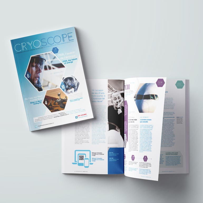 magazine Cryoscope Air Liquide