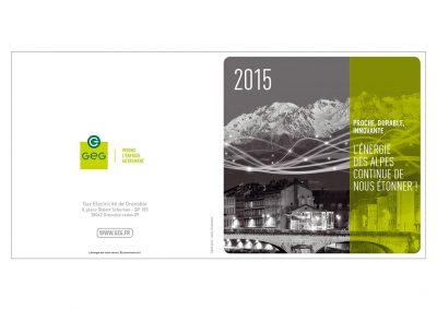 Carte de vœux 2015 GEG