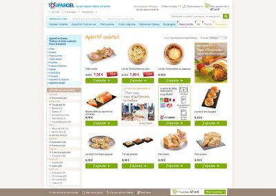 site_web_ecommerce_tpg_liste