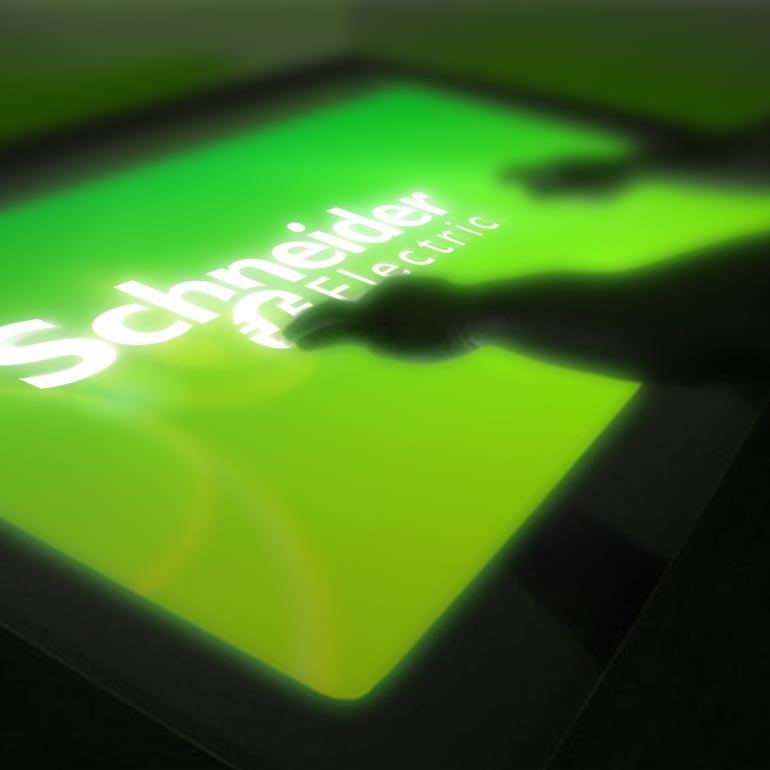 Conférence interactive pour Schneider Electric