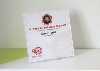Prix Marion Elizabeth Brancher