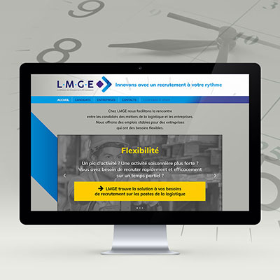 Nouveau site web pour LMGE