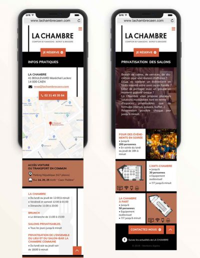 web-restaurant-mobile-first