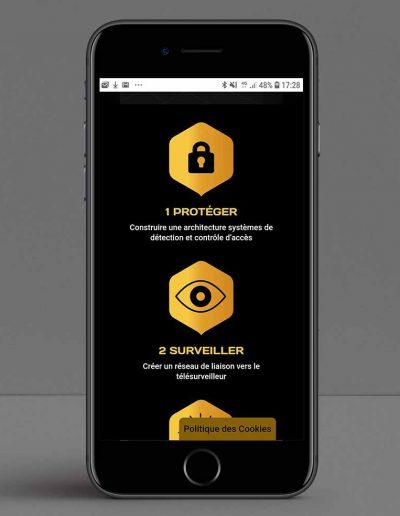 Création d'icônes personnalisées pour internet